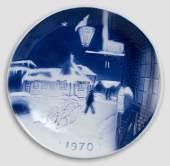 1970 Desiree Svend Jensen Christmas plate