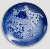 1976 Desiree Svend Jensen Christmas plate
