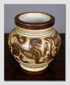 Michael Andersen & Son Ceramic Vase