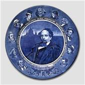 Royal Doulton Dickens Plate