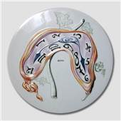 Rosenthal Annual Plate in Porcelain 1976