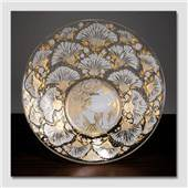 Rosenthal Annual plate in glass 1976