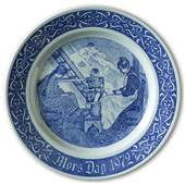 Rorstrand 1972 Mother's Day Plate