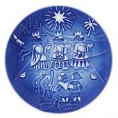 2006 Royal Copenhagen The Children's Christmas plate