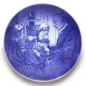 1805-2005 Royal Copenhagen Hans Christian Andersen, 200 years memorial...
