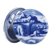 2010 Royal Copenhagen pocket mirror