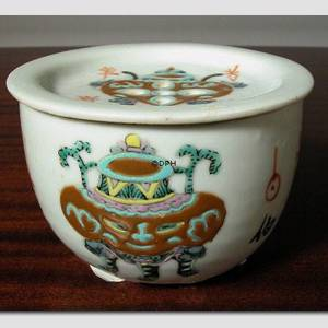 Chinese semi antique censer
