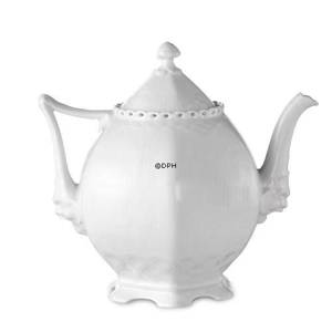 Teapot & cover, capacity 100 cl., procuced by Royal Copenhagen