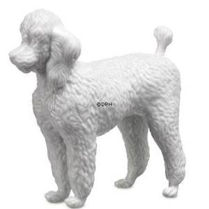 Poodle, Royal Copenhagen dog figurine | No. 2670334 | DPH Trading