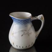 Seagull Service with gold, Small Cream Jug, Bing & Grondahl - Royal Copenha...