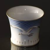Service, Seagull Service with gold, small vase