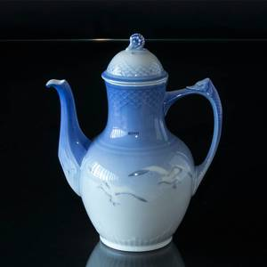 Service Seagull without gold, Coffee pot 150 cl., large, Bing & Grondahl