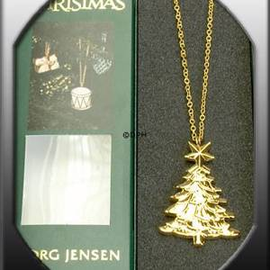 Christmas Tree Ornament Georg Jensen, 1998 | Year 1998 | No. 3405034 | DPH Trading