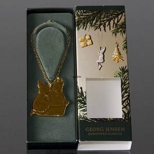 Pixies with Rice Pudding Ornament - Georg Jensen, 2008