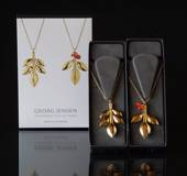 Magnolia leaves - Ornaments - Georg Jensen, 2016