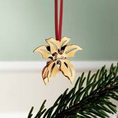 Poinsettia - Georg Jensen, Annual Holiday Ornament 2001