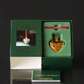 Heart - Georg Jensen, Annual Holiday Ornament 2003