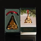 Christmas Tree with Gifts - Georg Jensen, Annual Holiday Ornament 2007