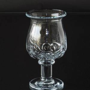 Holmegaard Banquet vase, Beer glass, capacity 1 l. | Year 1975 | No. 3414937 | DPH Trading