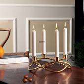 Advent Crown - Georg Jensen