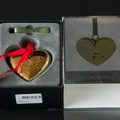 Heart - Georg Jensen, Annual Holiday Ornament 2014