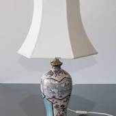Panorama, Chinese lamp with panels