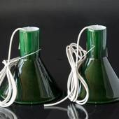 Holmegaard P&T Pendant green 22cm - price is for 1 pcs.  - ONLY 1 PCS. IN S...