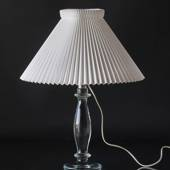 Holmegaard Opera tablelamp clear glass - Discontinued