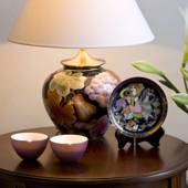 Natura 1, Chinese lamp with fruits