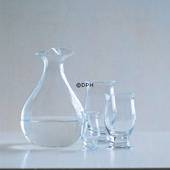 Holmegaard Idéelle Cordial glass, small, capacity 3 cl.