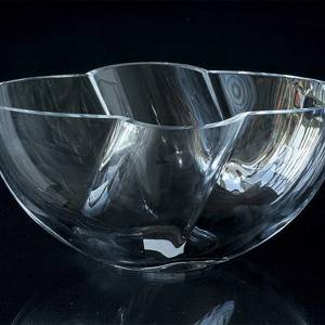 Holmegaard Gardenia bowl clear, large | No. 4340723 | DPH Trading
