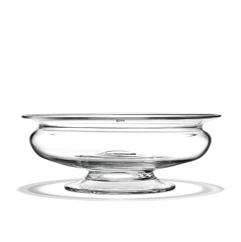holmegaard old english flower bowl medium no 4343800. Black Bedroom Furniture Sets. Home Design Ideas