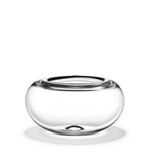 Holmegaard Provence bowl, clear, medium