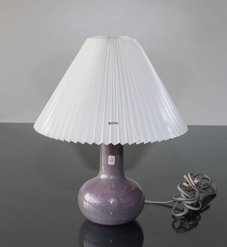 Sidse Werner Holmegaard Bordlampe, Glass lampe, Lampe
