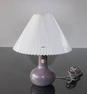 Holmgaard Tablelamp Troll 1, grey/rose 