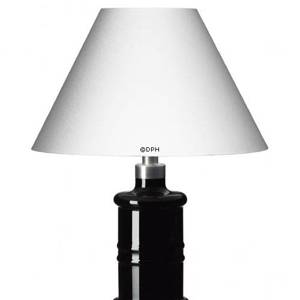 Holmegaard Apoteker Table Lamp, black mini - Discontinued