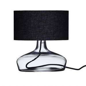 Holmegaard Mood Table Lamp, clear - Discontinued