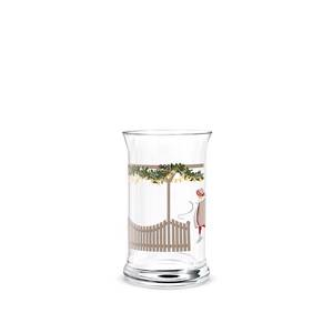 Water glass 2018, Holmegaard Christmas | Year 2018 | No. 4800377 | DPH Trading