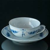 Empire tableware tea cup and saucer No. 108, Bing & Grondahl