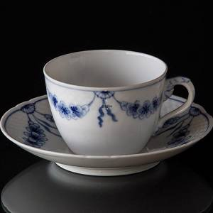 Empire tableware tea cup and saucer | No. 4825-475 | DPH Trading