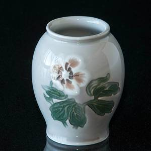 Vase Service Christmas rose light colors