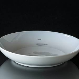 Leaves deep plate 18cm, Bing & Grondahl | No. 4840-23 | DPH Trading