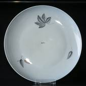 Leaves flat lunch plate 21cm, Bing & Grondahl