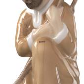 Nativity Scene, Saint Joseph kneels, Royal Copenhagen