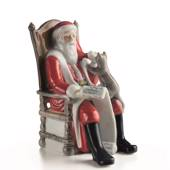 Father Christmas, small, Royal Copenhagen Christmas figurine