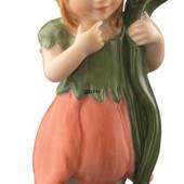Corallina, The Flower Fairies Royal Copenhagen figurine