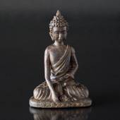Buddha, sitting, brown, large