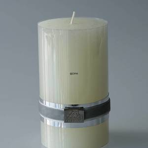 Lene Bjerre candle, off white