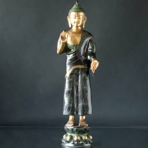 Buddha Statue Protection and Charity | No. 7027 | Alt. 130200 | DPH Trading