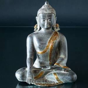 Buddha Statue The Earth is Witness Bhumisparsa Mudra | No. 7046 | Alt. 189700 | DPH Trading